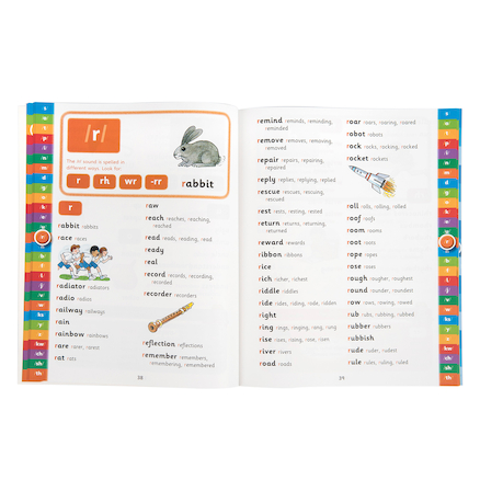 Oxford Phonics Spelling Dictionary  large