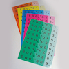 Coloured Place Value Cards 1\-999  small