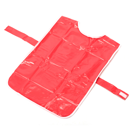 PVC Waterproof Tabard 66 x 61cm  large