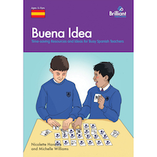 Buena Idea Spanish Photocopiable Activities Book  medium