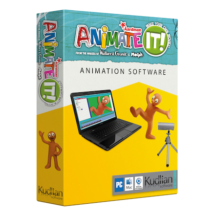 Animate It! Secondary Software Site Licence  large
