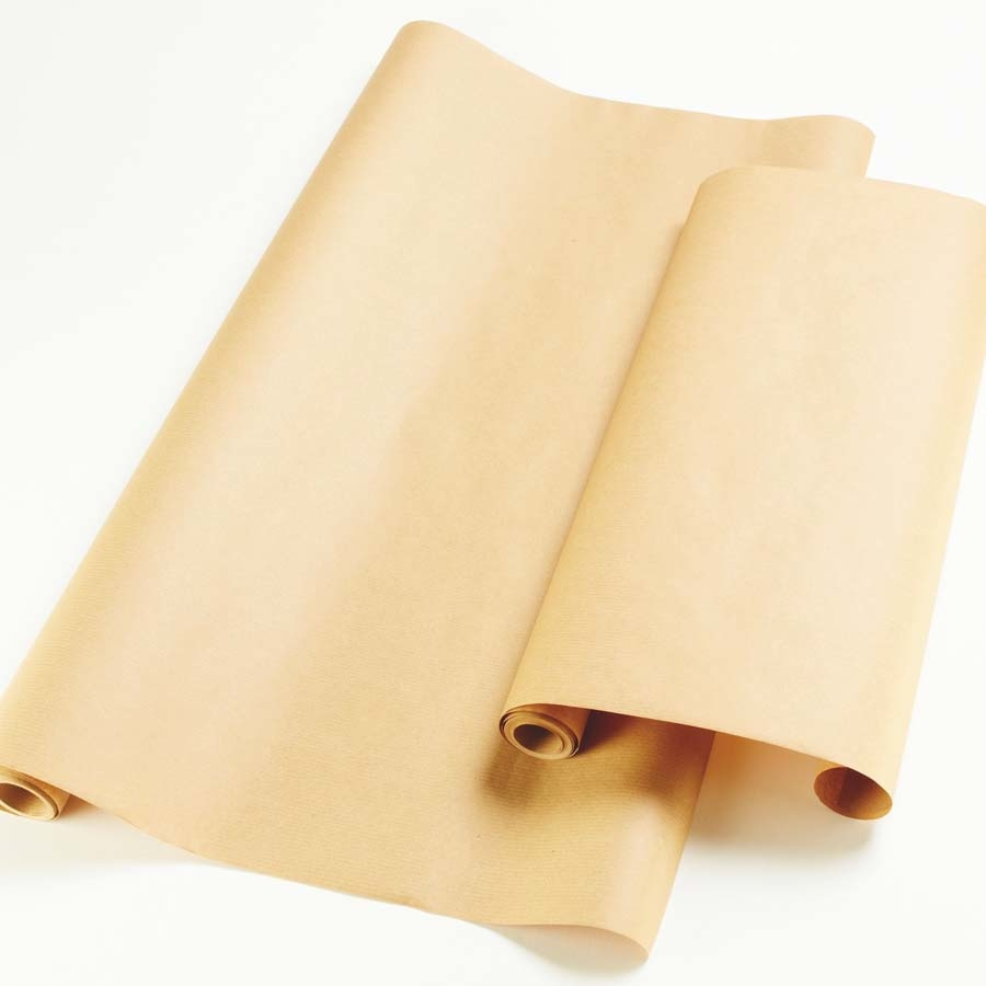 where to buy kraft paper Kraft postal wrapping paper is ideal for protecting packages during shipment or covering books 60lbs recyclable.