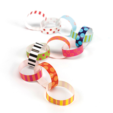 Paper Chains 400pk  medium