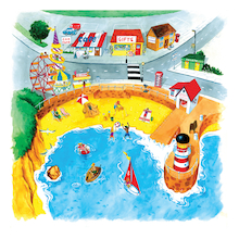 Topic Kit - Seaside Y1/2  medium