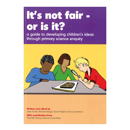 Its Not Fair, Or Is It? Science Enquiry Book  large