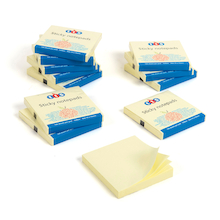 TTS Sticky Note Pads 12pk  medium
