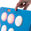 Portable Light Up Reaction Wall Game  small