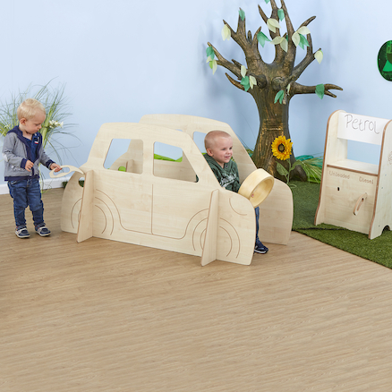 Toddler Car Role Play Panel  large
