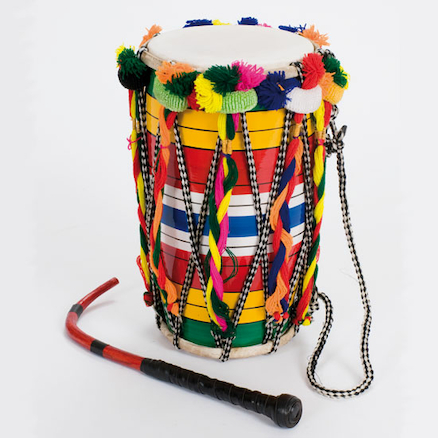 Bhangra Dohl Drum  large
