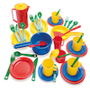Plastic Role Play Kitchen and Dining Accessories  small