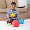 Soft and Textured Sensory Balls 4pk  small