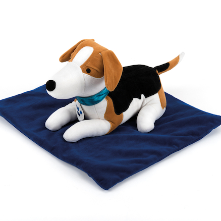 Weighted Lap Buddy \- Beagle  large