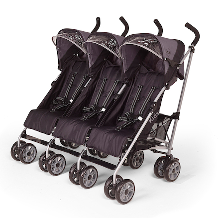 Triple Pushchair  large