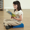 Posture Pad Multi Function Sit On Fabric Wedge  small