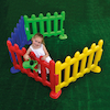 Picket Fence Room Divider  small