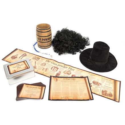 The Gunpowder Plot Collection  large