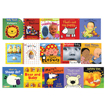 Baby Books 15pk  medium