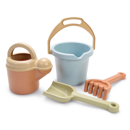 Bio Plastic Bucket \x26 Tool Set  large