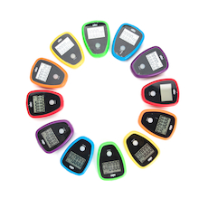 Rechargeable Stopwatches 12pk  medium