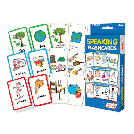 Speaking Flashcards  large