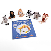 Story Book Finger Puppet Sets  medium
