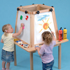 Four Sided Table Easel  small