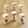 Wooden Shakers for Babies 6pk  small
