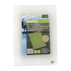 Recycled Cut Flush Folder A4 Clear 25pk  small