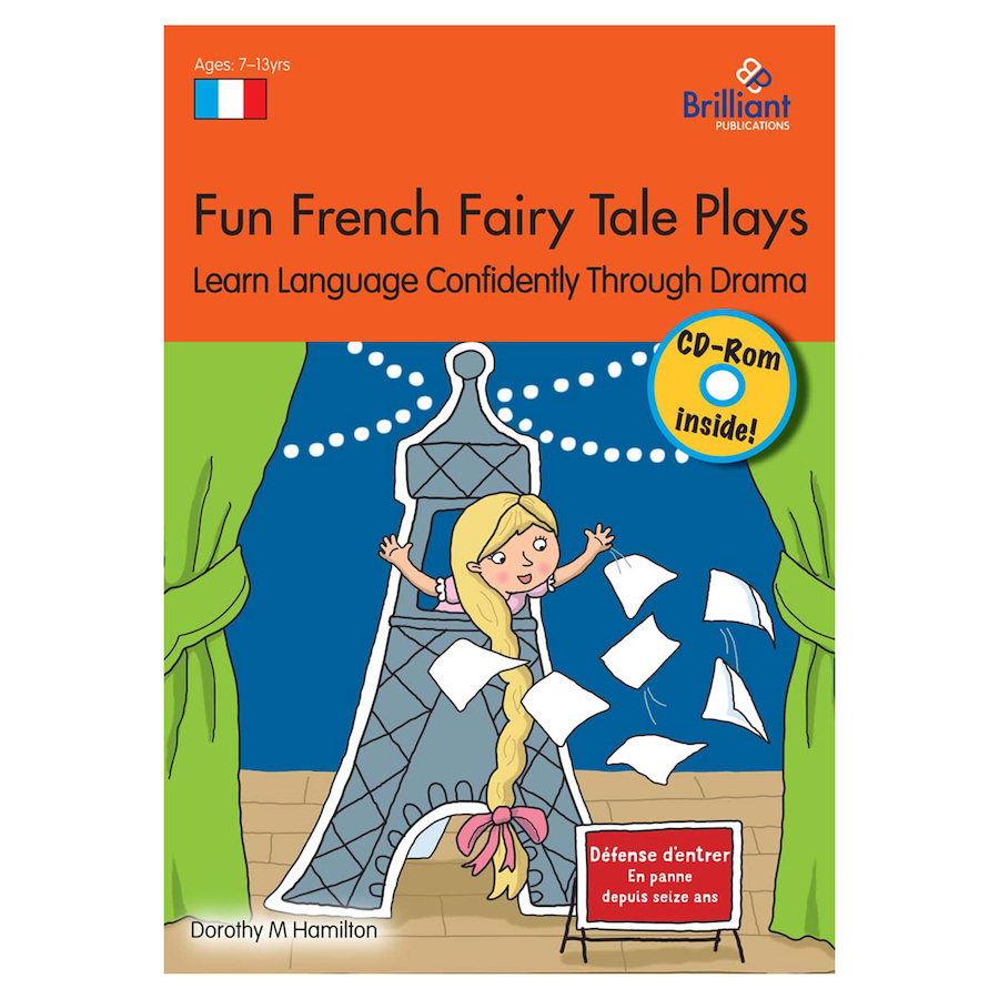 buy fun french fairy tale plays tts. Black Bedroom Furniture Sets. Home Design Ideas