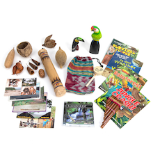 The Rainforest Resource Box  medium