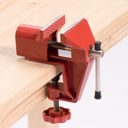 Lightweight Wood Vice  large