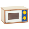 Role Play Wooden Kitchen Set Microwave  small