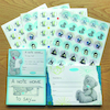 Tatty Teddy Reward Stickers and Certificates  small