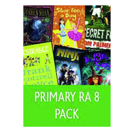 KS2 Primary Fiction Books 65pk  large