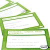 Graded Maths Problem Solving Cards 100pk Set 3  small