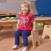 Toddler Wooden Chair  small