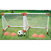 Mini Football Goal Play Complete Set 78 x 68cm  small