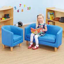 Children's Tub Chairs and Sofas  medium