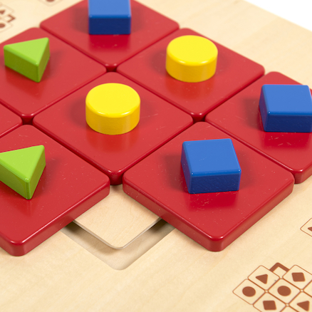 Buy Shape Maze Manipulative Wall Panel Tts