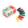 Assorted Chubbie Stump Wax Crayons 40pk  small