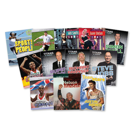KS2 Famous People Books 12pk  large