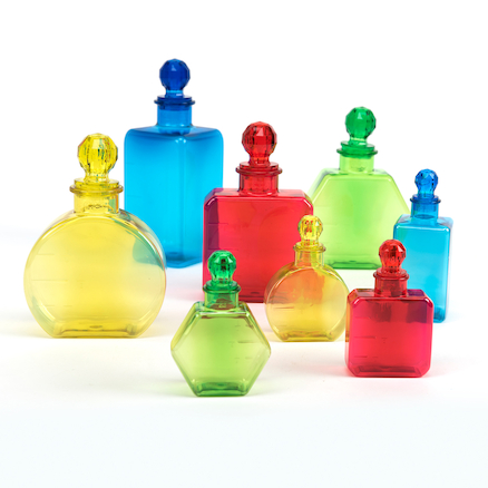 Messy Maths Potion Bottles Buy all and Save  large
