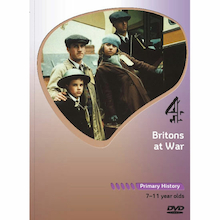 Britons at War DVD  medium