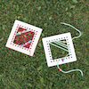 Wooden Weaving Squares 15cm 10pk  small