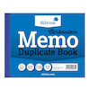 Carbonless Duplicate Memo Book  small