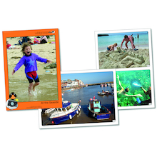 At The Seaside Photopack  medium