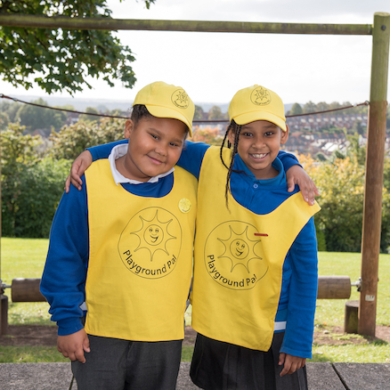 Playground Pal Caps and Tabards  large