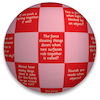 Inflatable Science Topic Talk Balls  small