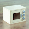 Role Play Wooden Microwave  small