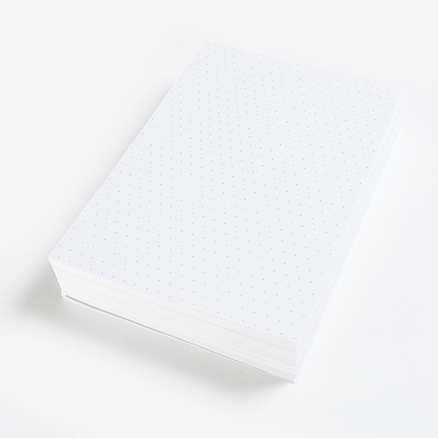 A4 Paper 10mm Dot Lattice Triangle 500 Sheets  large